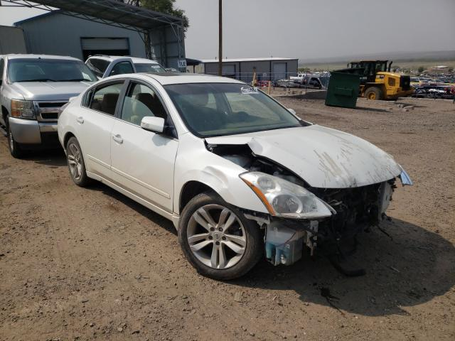 Salvage cars for sale from Copart Albuquerque, NM: 2012 Nissan Altima SR