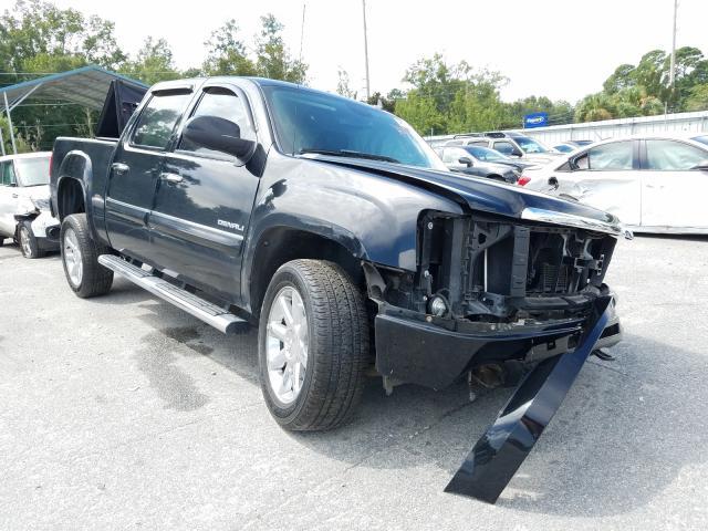 Salvage cars for sale from Copart Savannah, GA: 2012 GMC Sierra K15