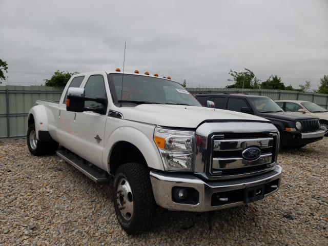Salvage cars for sale from Copart Kansas City, KS: 2016 Ford F350 Super