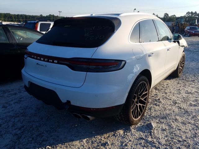 2019 Porsche MACAN | Vin: WP1AB2A54KLB34577