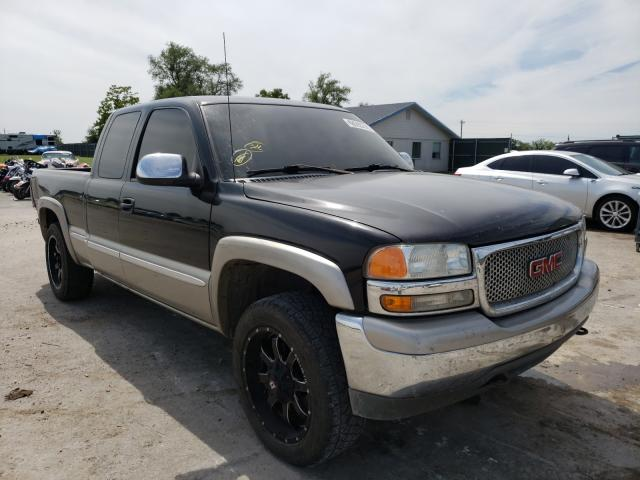 GMC New Sierra salvage cars for sale: 2000 GMC New Sierra