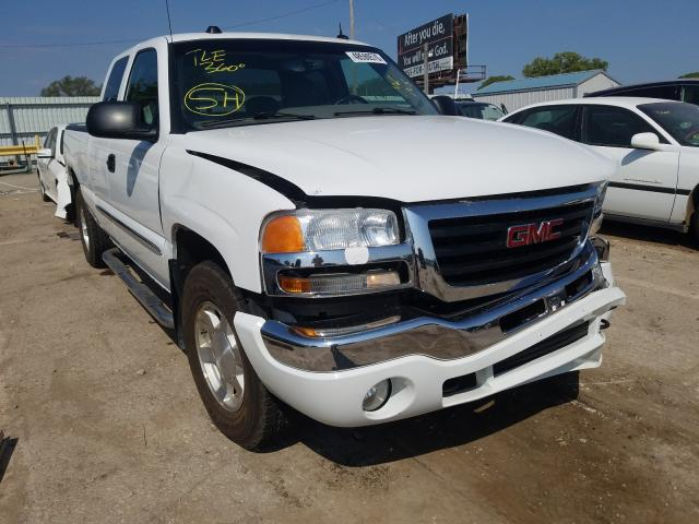 Salvage cars for sale from Copart Wichita, KS: 2004 GMC New Sierra