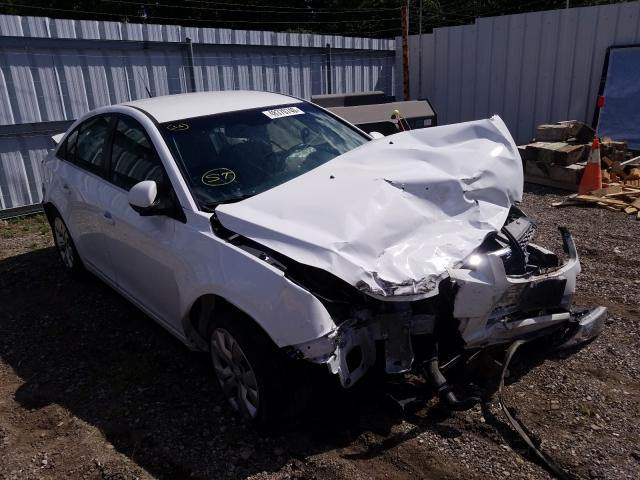 Salvage cars for sale from Copart London, ON: 2014 Chevrolet Cruze LT