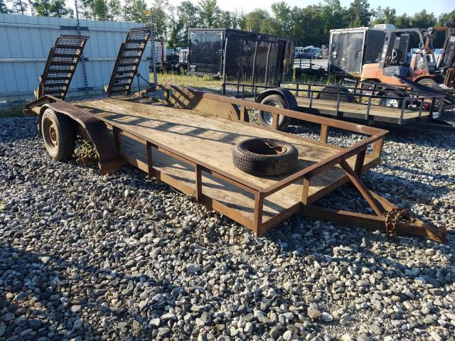 Utility Trailer salvage cars for sale: 1997 Utility Trailer