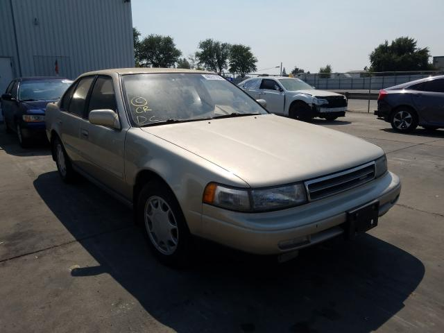 Nissan Maxima salvage cars for sale: 1990 Nissan Maxima