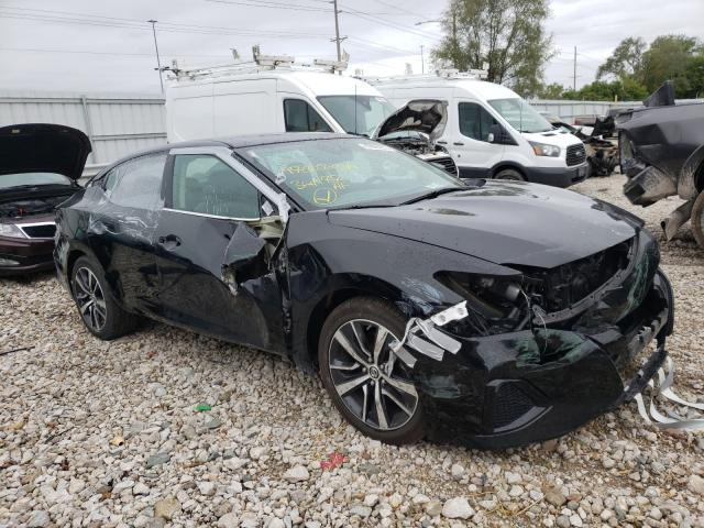 Nissan Maxima S salvage cars for sale: 2019 Nissan Maxima S