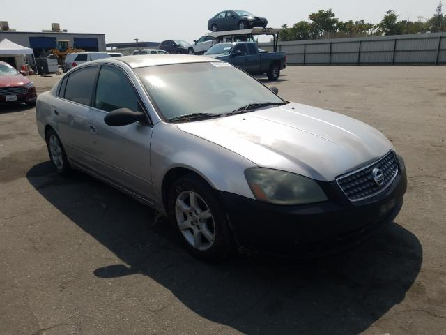Salvage cars for sale from Copart Bakersfield, CA: 2005 Nissan Altima S