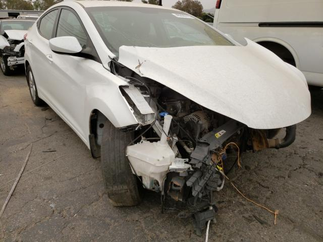 Salvage cars for sale from Copart Colton, CA: 2013 Hyundai Elantra GL