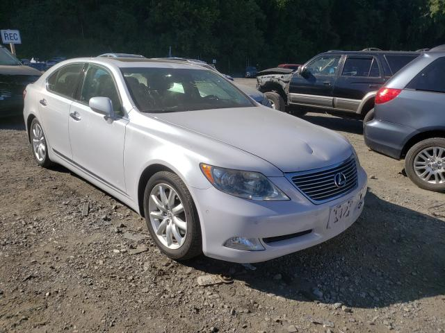 Salvage cars for sale from Copart Marlboro, NY: 2008 Lexus LS 460