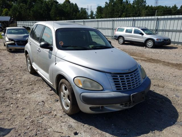 Salvage cars for sale from Copart Charles City, VA: 2001 Chrysler PT Cruiser