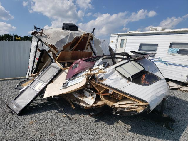 Salvage cars for sale from Copart Lumberton, NC: 2014 Coachmen Clipper