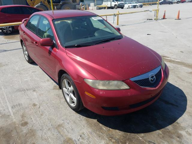 Mazda salvage cars for sale: 2005 Mazda 6 I