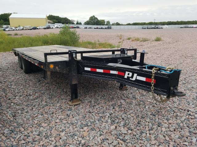Salvage cars for sale from Copart Avon, MN: 2019 PJ Trailer