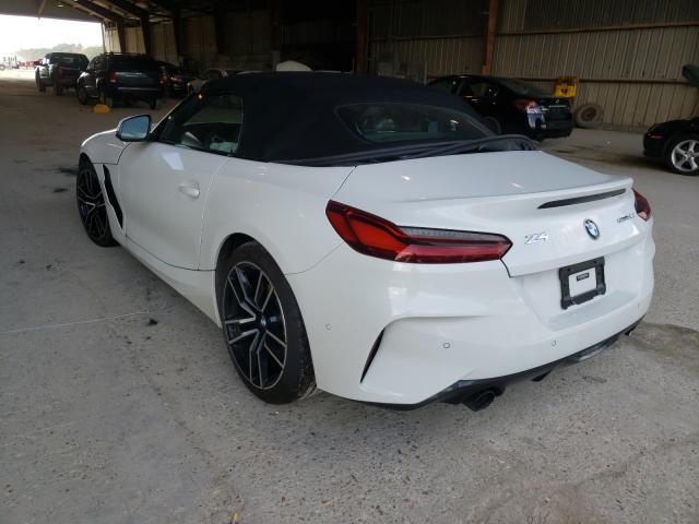 2019 BMW Z4 | Vin: WBAHF3C5XKWW30762
