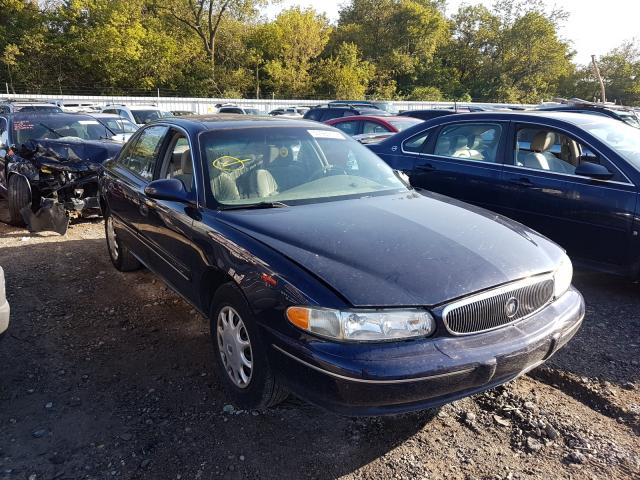 Buick Century CU,Century LI,Century LT,Century SP salvage cars for sale: 2001 Buick Century CU