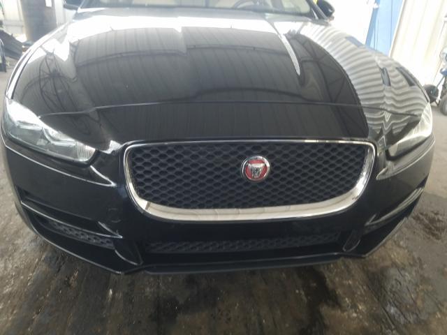 2017 Jaguar XE   Vin: SAJAD4BG9HA970432