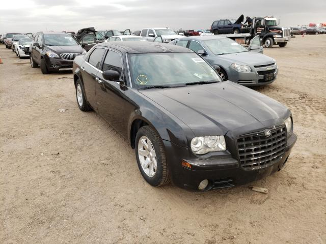 Salvage cars for sale from Copart Amarillo, TX: 2005 Chrysler 300 Touring
