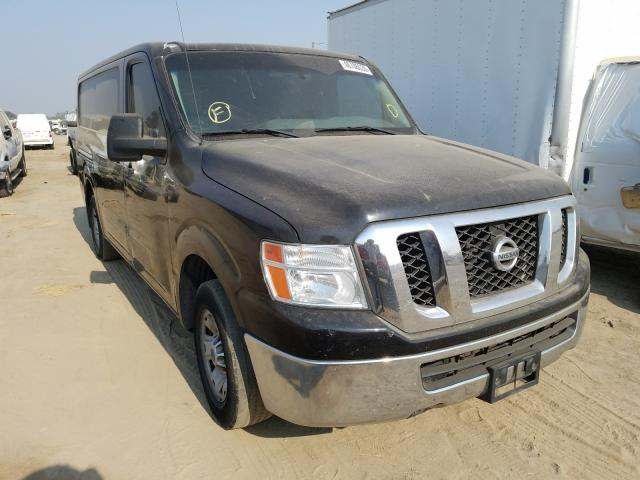 Nissan NV 1500 salvage cars for sale: 2013 Nissan NV 1500