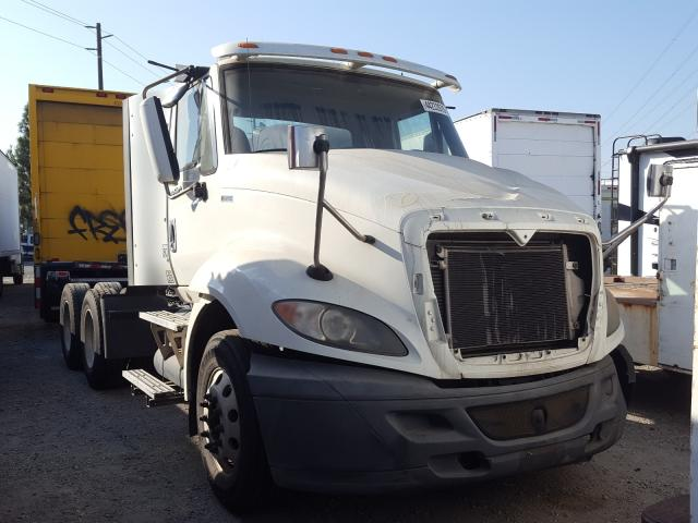 Salvage cars for sale from Copart Rancho Cucamonga, CA: 2012 International Prostar