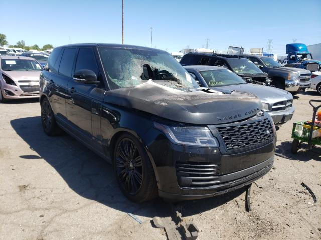 2018 Land Rover Range Rover for sale in Woodhaven, MI