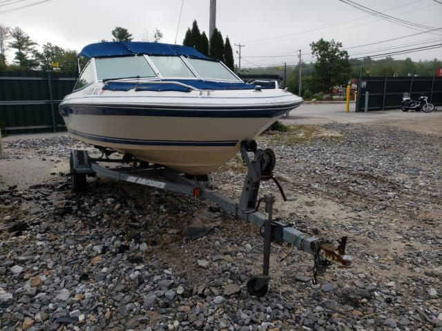 Salvage 1990 Sea Ray 160 BWRIDR for sale