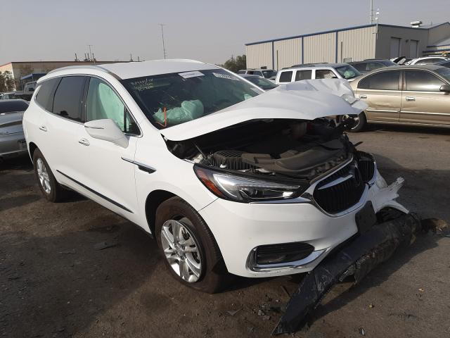 Salvage cars for sale from Copart Las Vegas, NV: 2019 Buick Enclave ES
