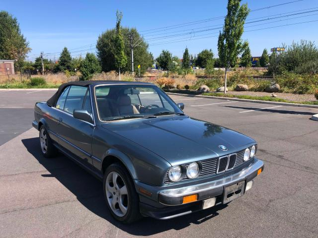 BMW salvage cars for sale: 1989 BMW 325 I Automatic