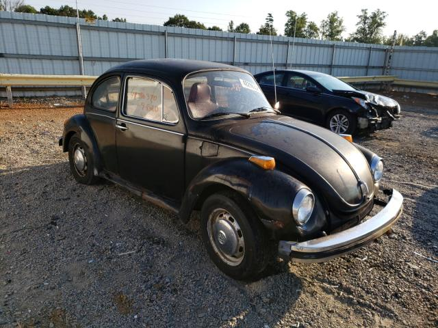 Salvage cars for sale from Copart Chatham, VA: 1974 Volkswagen Beetle