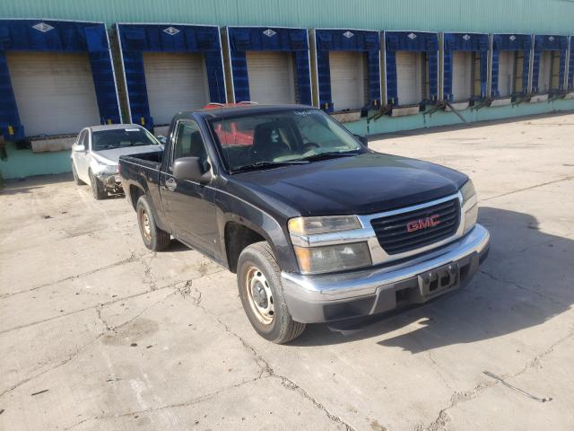 Salvage cars for sale from Copart Columbus, OH: 2008 GMC Canyon