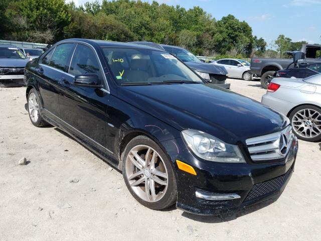 2012 Mercedes-Benz C | Vin: WDDGF4HB4CR223951