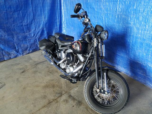Salvage cars for sale from Copart Finksburg, MD: 2008 Harley-Davidson Flstsb