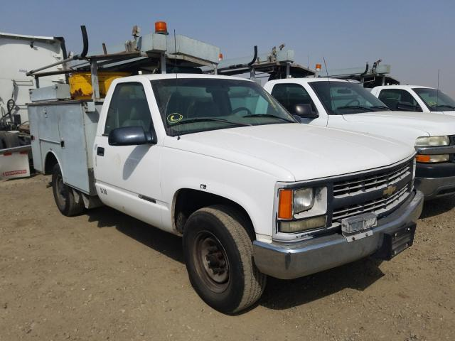 Chevrolet GMT-400 C3 salvage cars for sale: 2000 Chevrolet GMT-400 C3