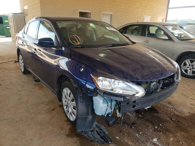 Salvage cars for sale from Copart Tanner, AL: 2016 Nissan Sentra S
