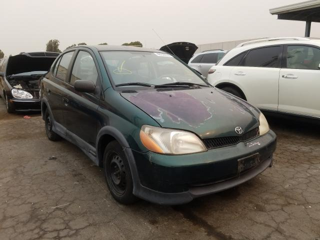 Salvage cars for sale from Copart Hayward, CA: 2002 Toyota Echo