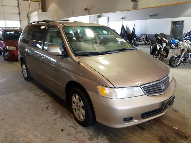 2003 Honda Odyssey EX for sale in Sandston, VA