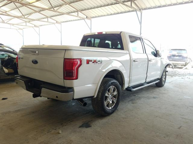 2016 Ford F150 | Vin: 1FTEW1EG4GFB29415