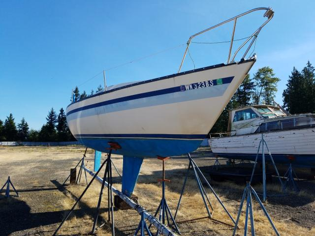 Salvage cars for sale from Copart Arlington, WA: 1979 Other Sailboat