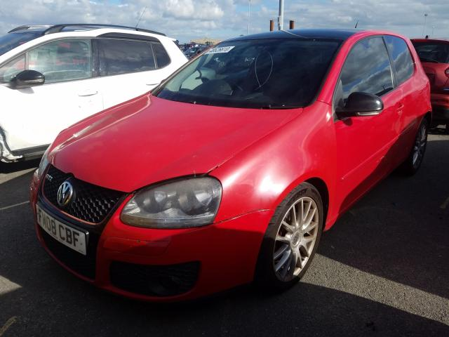 VOLKSWAGEN GOLF GT SP - 2008 rok
