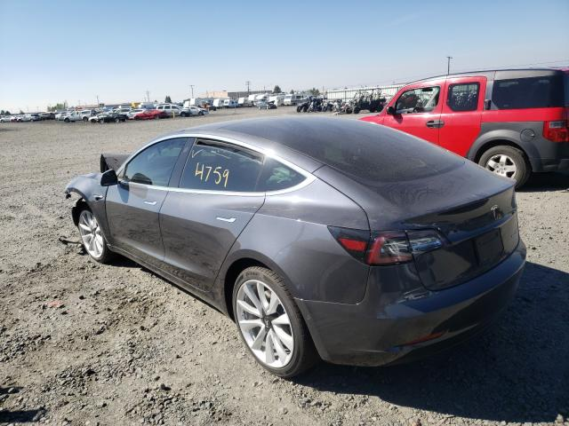 2019 Tesla MODEL 3   Vin: 5YJ3E1EB2KF530022