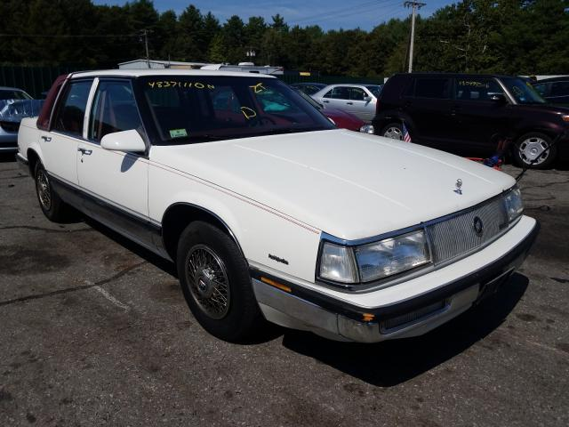 Salvage cars for sale from Copart Exeter, RI: 1989 Buick Electra PA