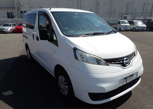 Salvage cars for sale from Copart North Billerica, MA: 2012 Nissan NV 200 2.5