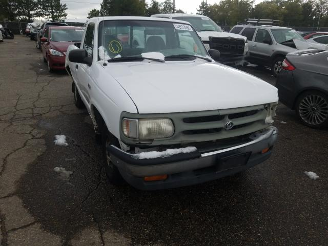 Mazda B2300 salvage cars for sale: 1997 Mazda B2300