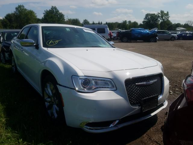 Salvage cars for sale from Copart Columbia Station, OH: 2019 Chrysler 300 Limited
