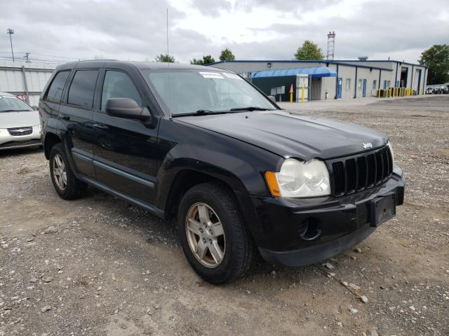 Jeep salvage cars for sale: 2007 Jeep Grand Cherokee
