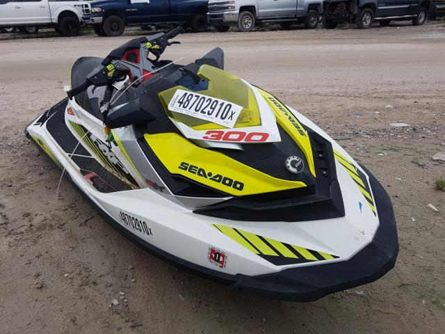 Seadoo salvage cars for sale: 2016 Seadoo RXP X 300