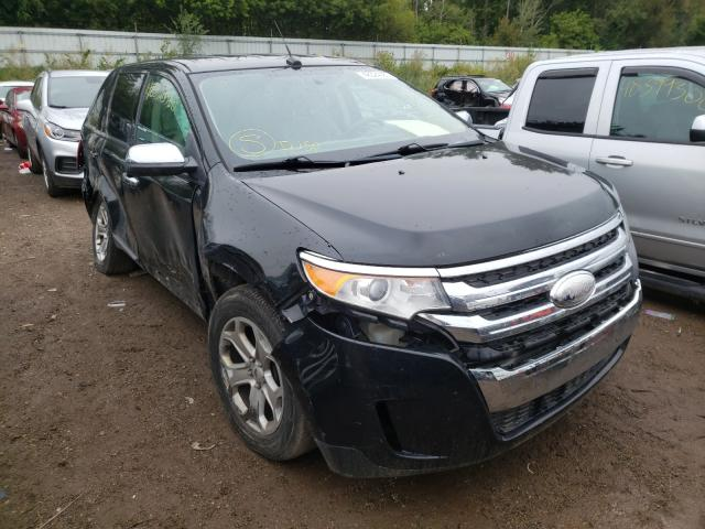 2012 Ford Edge SEL for sale in Davison, MI