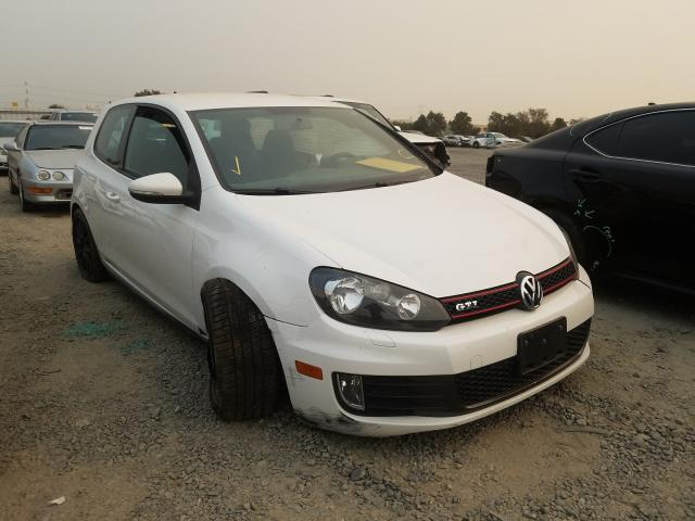Salvage cars for sale from Copart Sacramento, CA: 2010 Volkswagen GTI