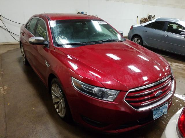 Salvage cars for sale from Copart Davison, MI: 2015 Ford Taurus LIM