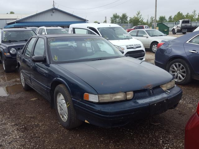 Oldsmobile salvage cars for sale: 1997 Oldsmobile Cutlass SU