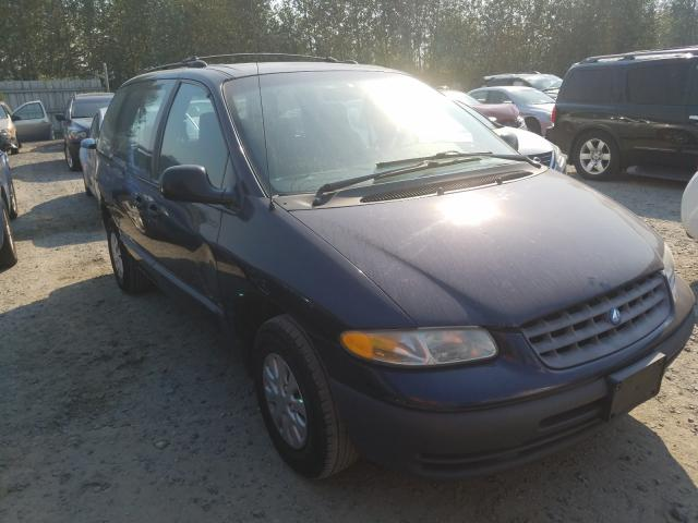 Plymouth salvage cars for sale: 1999 Plymouth Voyager